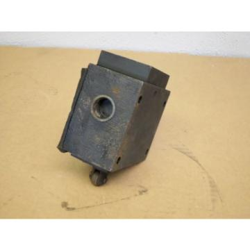 Vickers Brazil Double A JAP-06-10B2-DECEL Circuit Stack Hydraulic Valve