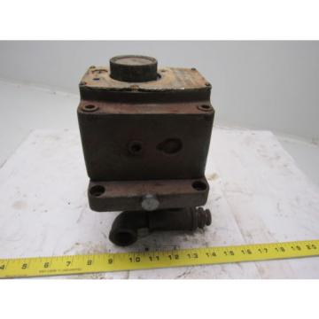 Sperry Botswana  Vickers FG 03 28 22 330786 Hydraulic Flow Control Valve No Key Used