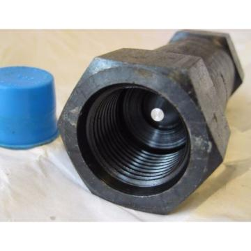 Origin Russia  Vickers DS8P1-06-5-11 3/4#034; 3000 Psi Hydraulic Pipe InLine Flow Check Valve
