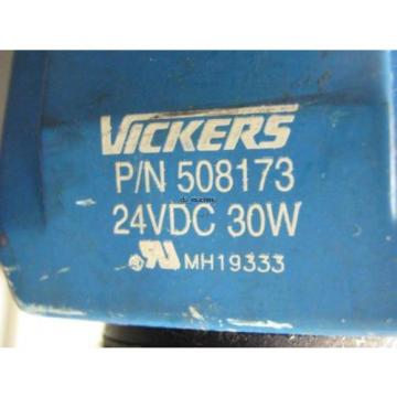 Vickers Gambia  Power Systems Hydraulic Pump 75HP 30 USGal Needs origin Seals