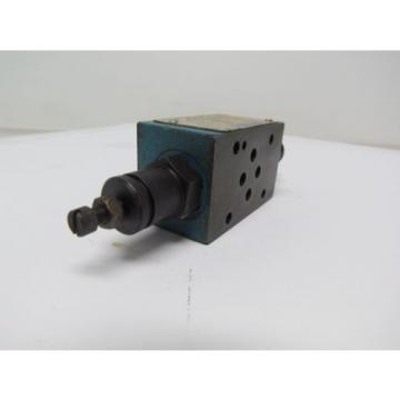 Vickers Botswana DGMFN-3-Y-A2W-B2W-21 SystemStak Hydraulic Dual Flow Control Module