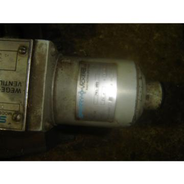 vickers Laos  hydraulic solenoid valve 24 vdc do5 german mfg