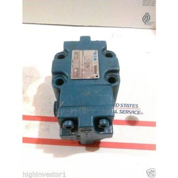 Eaton Ecuador  Vickers Pilot Operated Hydraulic Check Valve PCGV-6AD 1 10 Origin 350 bar max