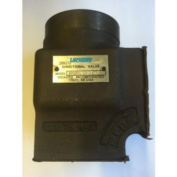 Origin France  VICKERS DF10P1 16 5 20 HYDRAULIC DIRECTIONAL CHECK VALVE FREE SHIPPING