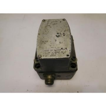 Vickers Russia  FCGT02B004-11 Hydraulic/Electric Flow Control Valve