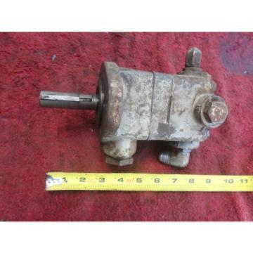 Vickers France Hydraulic Pump - Model# V10F 4P5-1 8C 5F 20 L turns well