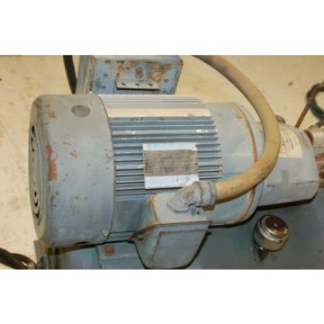 Sperry Slovenia  Vickers Hydraulic Pump, 10 Gallon, 230/460 VAC, 60Hz