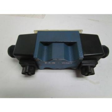 Eaton Haiti Vickers DG4V 5 52C M U EK6 20 Hydraulic Directional Valve 115 VAC