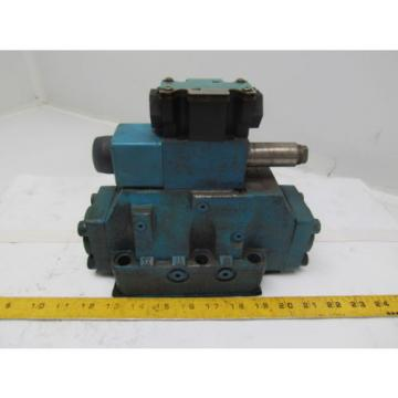 Eaton Cuba  Vickers DG5S-8-8C-VM-FW-B5-30 Two Stage Solenoid 4 Way Hydraulic Valve