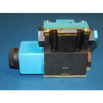 Vickers Iran  DG4V-3S-OBL-M-FW-B5-60 Hydraulic Directional Valve 51/2#034;Inch NPT