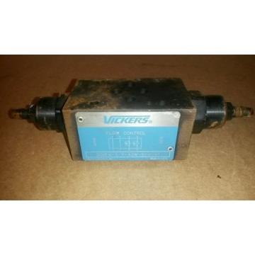 Origin Barbados EATON VICKERS DGMFN-3-2-P2W-41 Hydraulic Pressure Flow Control Valve