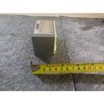 Origin Rep.  VICKERS CHECK VALVE DGMDC-3-TXL-20-JA