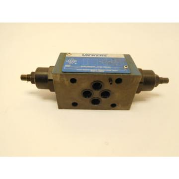 Vickers Suriname  DGMFN3-A2W-B2W-41 D03 Hydraulic Dual Flow Control Valve