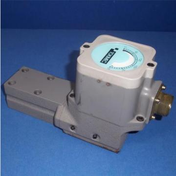 TOKIMEC Luxembourg  / VICKERS HYDRAULIC DIGITAL RELIEF VALVE ASSEMBLY D-CG-02-C-250-20-S4