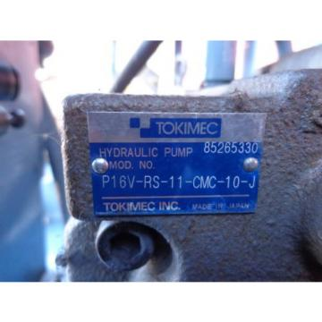 Tokimec Barbados  Hydraulic Unit w/ Air Dryer TDM-0524/0624 /1624 P16V-RS-11-CMC-10-J