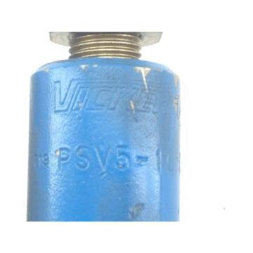 USED Moldova, Republic of  VICKERS HYDRAULIC  # 719-PSV5-10-0-0 PRESSURE SEQUENCE VALVE HB4