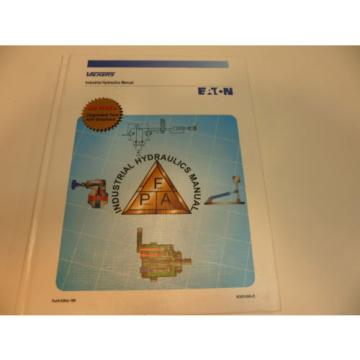 Vickers Egypt  Industrial Hydraulics Manual EATON