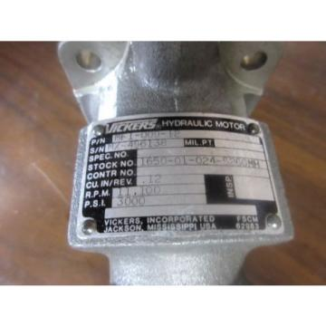 Vickers Solomon Is  Aircraft Hydraulic Motor Part  MF1-009012       Qty 4