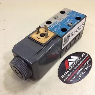 Vickers SamoaWestern Directional Hydraulic Valve DG4V322AMUHL760 Used #82025