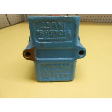 Vickers Niger Hydraulic Filter 1 Micron OFM 101