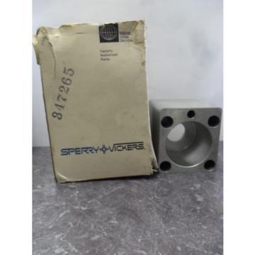 origin Azerbaijan  Vickers Hydraulic 347265 Cover For Valve DG185