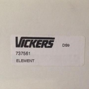 Vickers Costa Rica  Hydraulic  Filter Element Model  737561