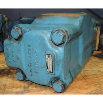 Vickers United States of America  Hydraulic Pump - 4535V 60A 38 1GG 20L282 J870