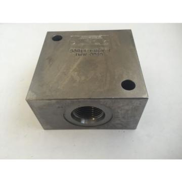 Vickers Barbuda  Hydraulic Pump Body 30914-1