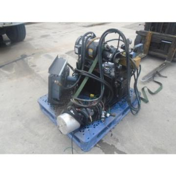 Berendsen Laos  Hydraulic Power Unit Model SYS3798R4 with Baldor Engine amp; Vickers Pump
