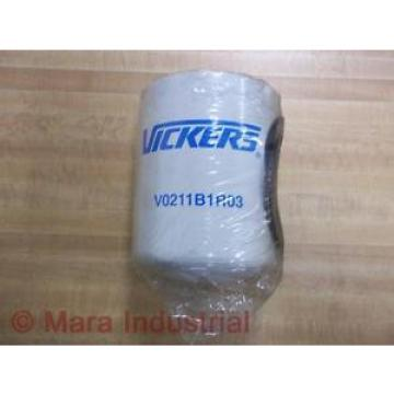 Vickers Luxembourg  V0211B1R03 Hydraulic Filter