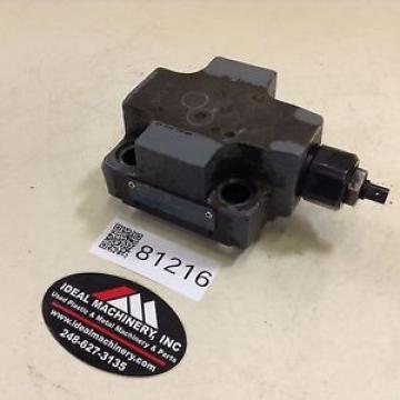 Vickers Azerbaijan Hydraulic Valve CVCS25C3S2W25011S35AP10P10 Used #81216