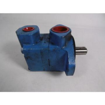 Vickers Liechtenstein 3820753 Hydraulic Pump V10 1P2P 1C20  USED