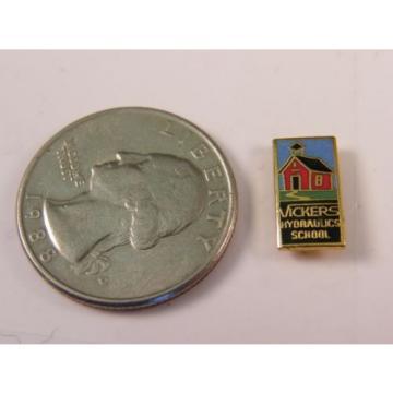 VICKERS Barbuda HYDRAULICS SCHOOL PIN