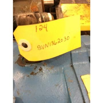 USED Rep.  GREAT CONDITION VICKERS SVN1362030 HYDRAULIC PUMP, FAST SHIPPING HP PT