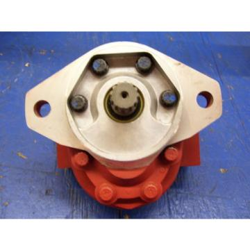Eaton Netheriands  Vickers 25500LSB Fixed Displacement Hydraulic Gear Pump 13 Tooth Spline