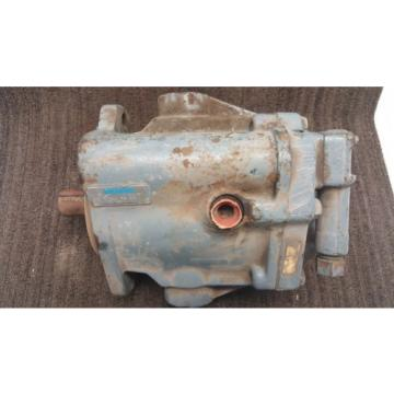 Vickers Bulgaria  Hydraulic Axial Piston Pump 380187/F3 PVB20 RS 20 C11 used B169