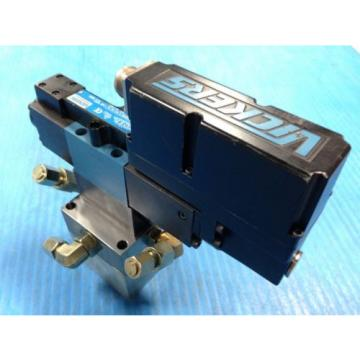 USED Suriname VICKERS KBFDG4V-3-33C20N-Z-PC7-H7-10 HYDRAULIC PROPORTIONAL VALVE H3