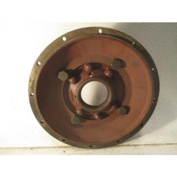 VICKERS Samoa Eastern  HYDRAULIC PUMP amp; ADAPTER PLATE FROM ALJON CAR CRUSHER