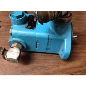 VICKERS Belarus  POWER STEERING HYDRAULIC PUMP MODEL V10F