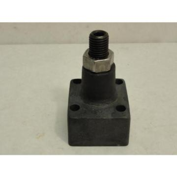166712 Gibraltar  Old-Stock, Vickers 02-329322 Hydraulic Valve Stroke Adjustment