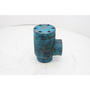 EATON Samoa Eastern  VICKERS C2-825 DIRECT ACTING HYDRAULIC RIGHT ANGLE CHECK VALVE UNUSED G37