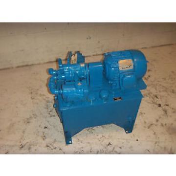 Vickers Malta Hydraulic Power Unit System 2HP 5GPM PVB5LSY20CM-11