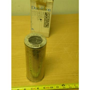 Donaldson Honduras  P550262 Hydraulic Cartridge Filter For Vickers 398854 941072