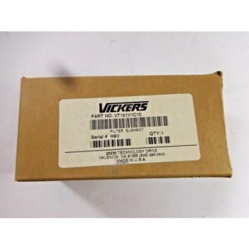 Vickers Vietnam VT151V1C10 H9V Hydraulic Filter Element