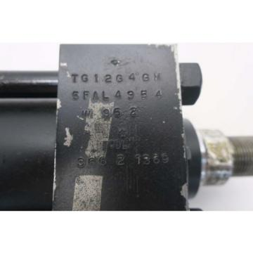 VICKERS CostaRica TG12G4GM 15-1/4 IN 3-1/4 IN 800PSI HYDRAULIC CYLINDER D533665