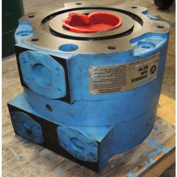 Vickers Botswana Hydraulic Vane Motor - MHT-130-75/55-N1-30-S20/13
