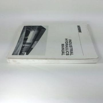VINTAGE Slovenia  VICKERS INDUSTRIAL HYDRAULICS MANUAL 935100-A Paperback 17th Ed 1984