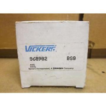 VICKERS Ecuador 868982 COIL 110/120V Origin IN BOX