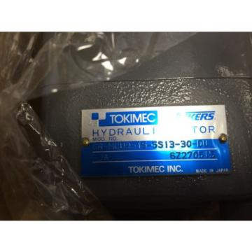 TOKIMEC/VICKERS SamoaEastern GR-MEV2-15-5S13-30-DV-JA HYDRAULIC MOTOR GRME U2155S1330DUJA GC