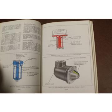 VICKERS Ecuador INDUSTRIAL HYDRAULICS 935100-A MANUAL 1972 ENGINEERING BOOK